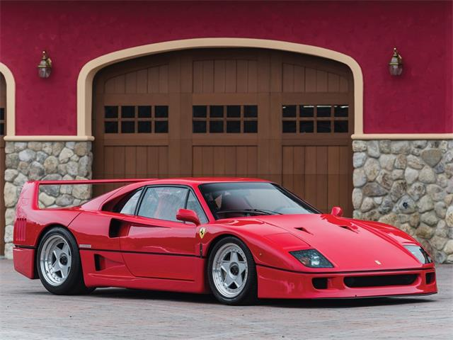 Picture of 1992 Ferrari F40 Auction Vehicle Offered by  - PGXF