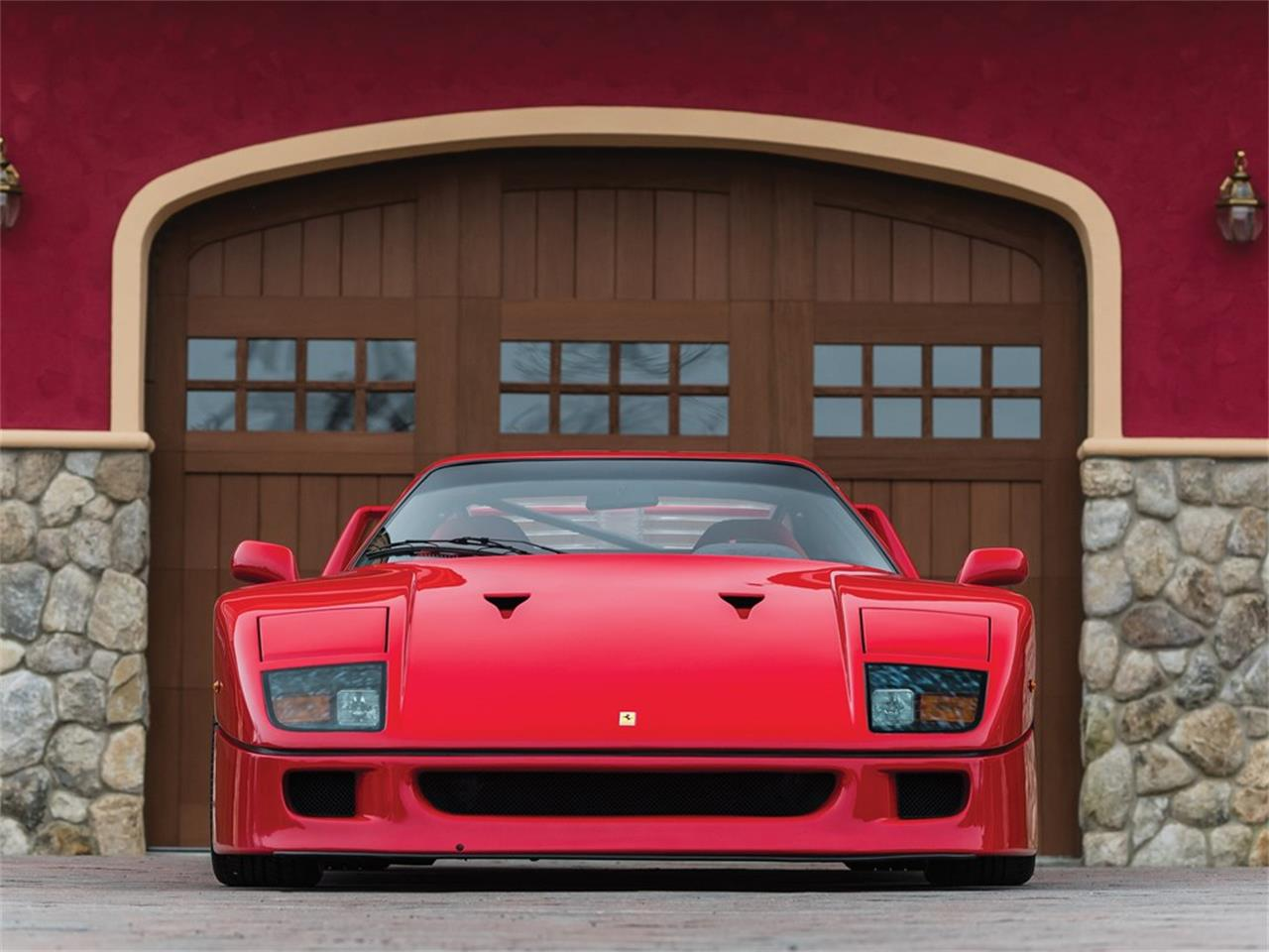 Large Picture of '92 F40 - PGXF