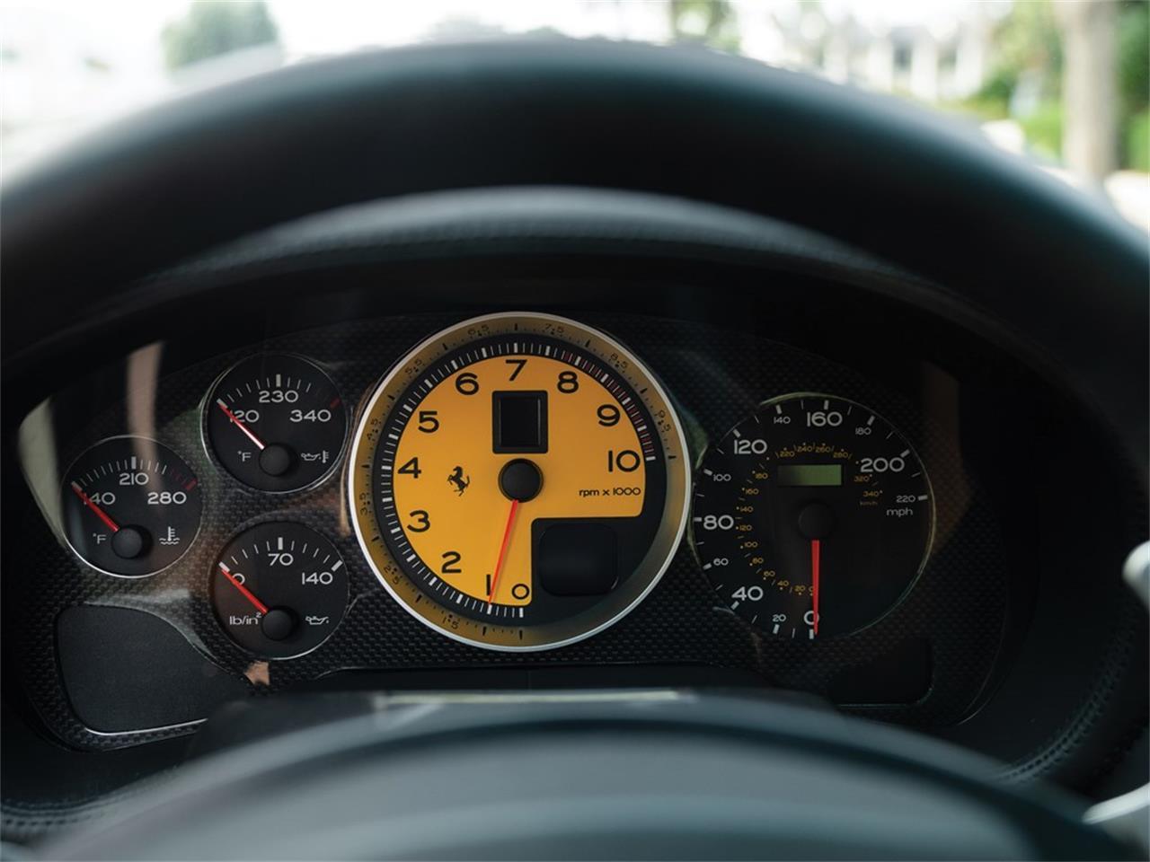 Large Picture of '05 Ferrari Superamerica located in Amelia Island Florida Auction Vehicle - PGXH