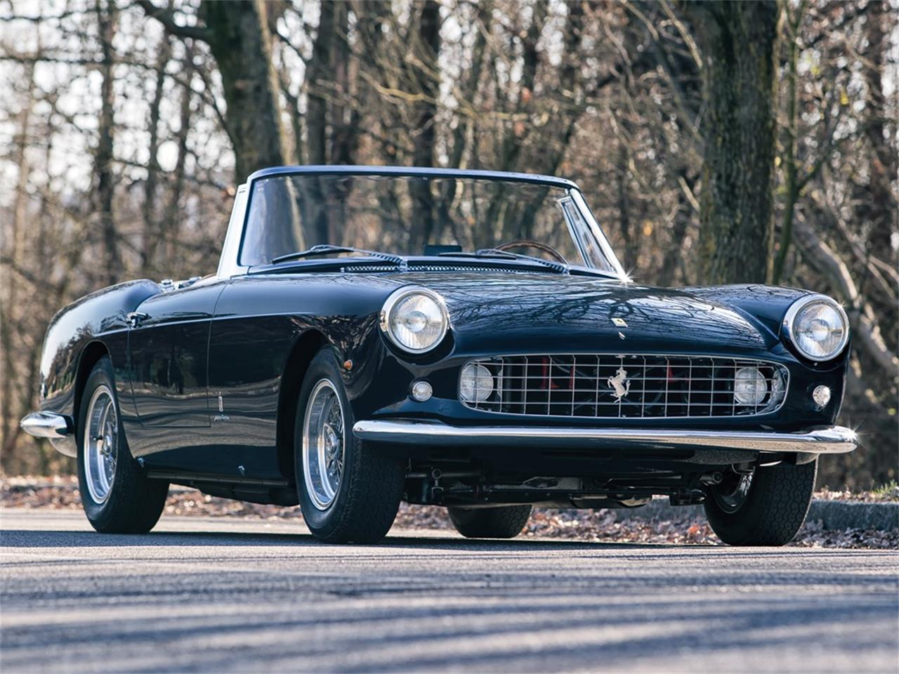 Large Picture of 1960 250 GT Cabriolet Series II located in Florida Auction Vehicle Offered by RM Sotheby's - PGXI