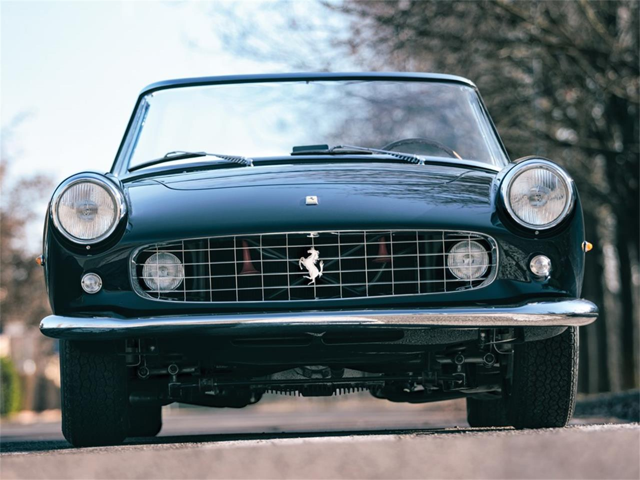 Large Picture of 1960 250 GT Cabriolet Series II Auction Vehicle Offered by RM Sotheby's - PGXI