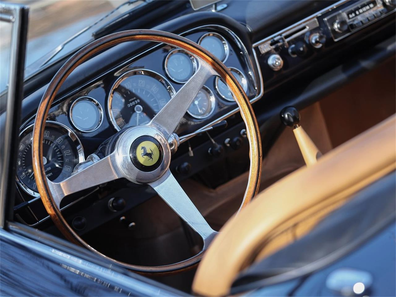 Large Picture of Classic 1960 Ferrari 250 GT Cabriolet Series II located in Florida Offered by RM Sotheby's - PGXI