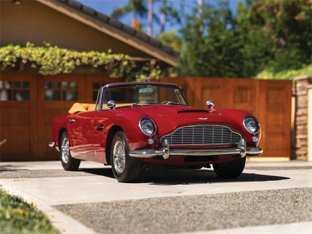 Picture of Classic 1965 DB5 Vantage Convertible located in Florida Auction Vehicle Offered by  - PGXN