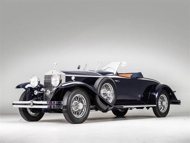 Picture of Classic 1931 Rolls-Royce Phantom II Henley Roadster Auction Vehicle Offered by  - PGXQ