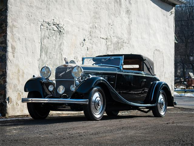 Picture of Classic 1926 Hispano-Suiza H6B Cabriolet Le Dandy - PGXT