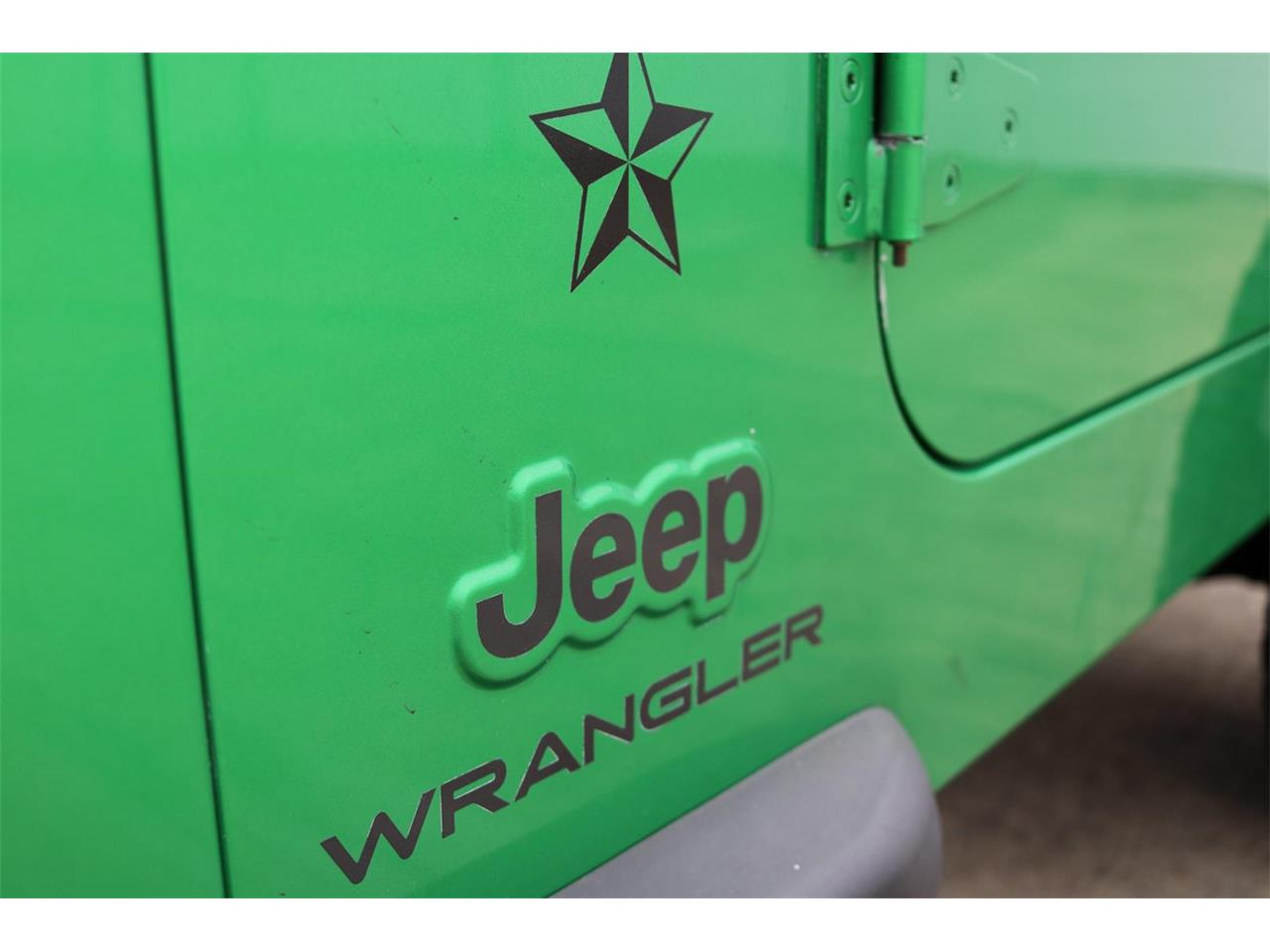 Large Picture of 2005 Jeep Wrangler - $15,900.00 - PGXZ