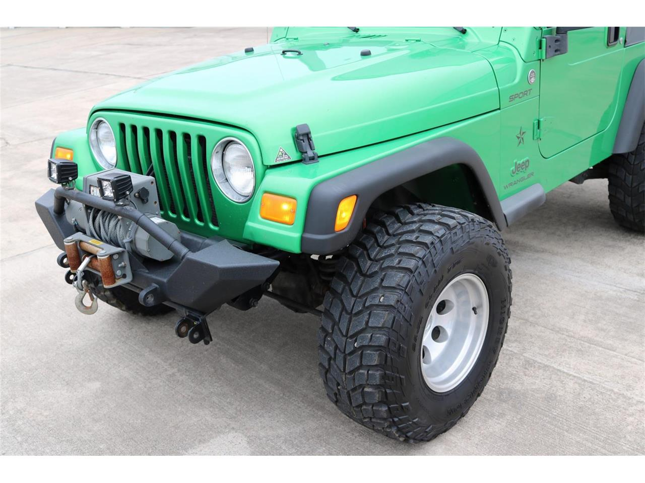 Large Picture of 2005 Wrangler - $15,900.00 Offered by Texas Trucks and Classics - PGXZ