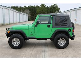 Picture of 2005 Wrangler located in Conroe Texas - PGXZ