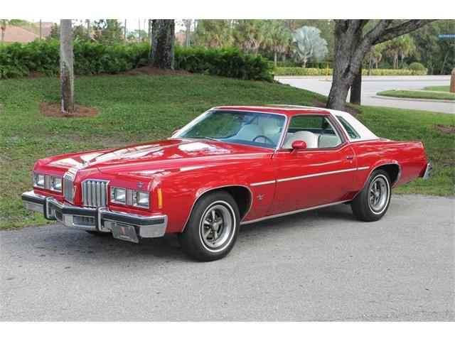 Picture of '77 Grand Prix Auction Vehicle - PGY6