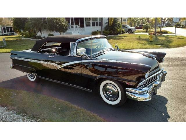 Picture of '56 Fairlane located in Punta Gorda Florida Auction Vehicle - PGYS