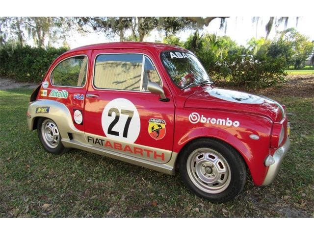 Picture of 1974 650 Abarth located in Punta Gorda Florida Offered by  - PGYY