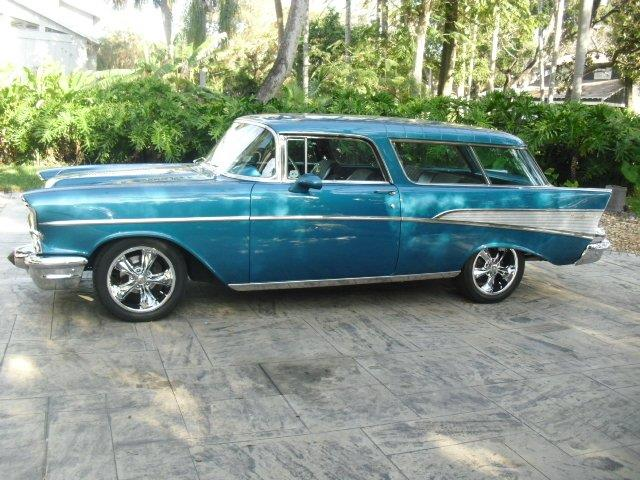 Picture of '57 Nomad Auction Vehicle - PGYZ