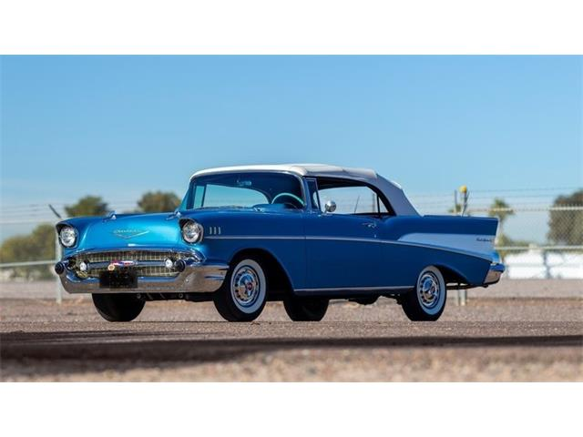 Picture of Classic 1957 Chevrolet Bel Air located in Florida Auction Vehicle Offered by  - PGZ3