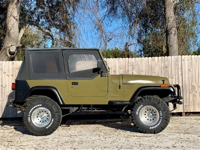 Picture of '93 Wrangler Auction Vehicle - PGZ7