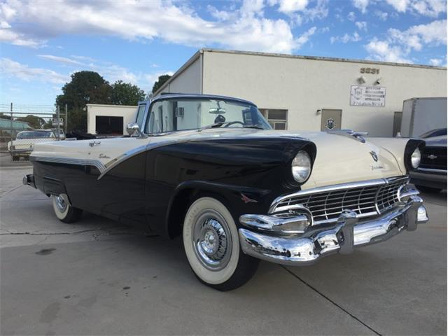 Picture of Classic '56 Sunliner located in Punta Gorda Florida Auction Vehicle - PGZB