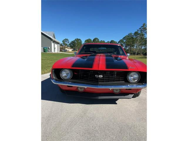 Picture of Classic '69 Camaro located in Punta Gorda Florida Offered by  - PGZQ