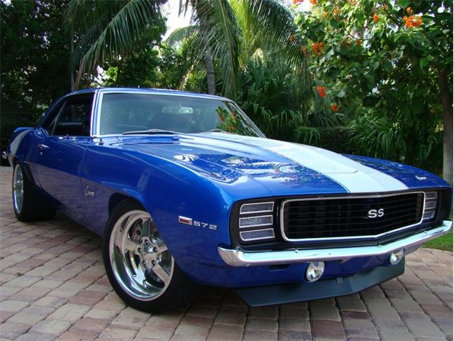 Picture of Classic 1969 Chevrolet Camaro Auction Vehicle Offered by  - PH00