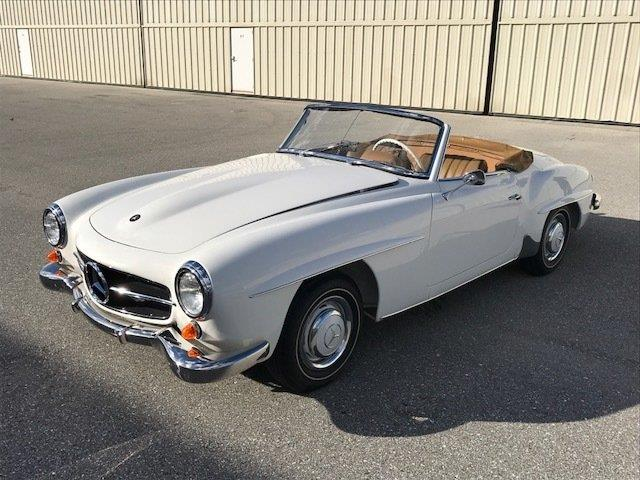 Picture of Classic 1959 Mercedes-Benz 190SL located in Florida Auction Vehicle - PH01