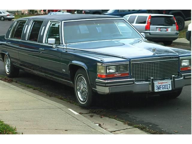 Picture of '88 Limousine - PB58