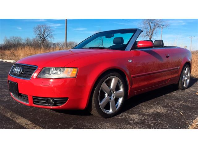 Picture of '04 S4 Auction Vehicle Offered by  - PH0J