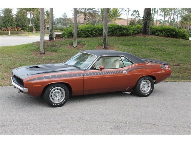 Picture of Classic 1970 Cuda located in Florida Auction Vehicle Offered by  - PH0P