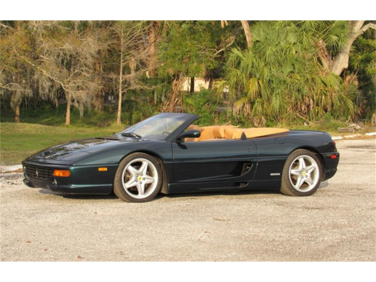 Large Picture of 1995 Ferrari F355 located in Florida Auction Vehicle Offered by Premier Auction Group - PH0T