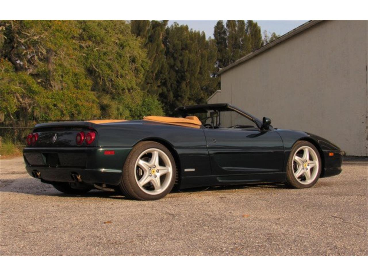 Large Picture of 1995 Ferrari F355 Auction Vehicle Offered by Premier Auction Group - PH0T