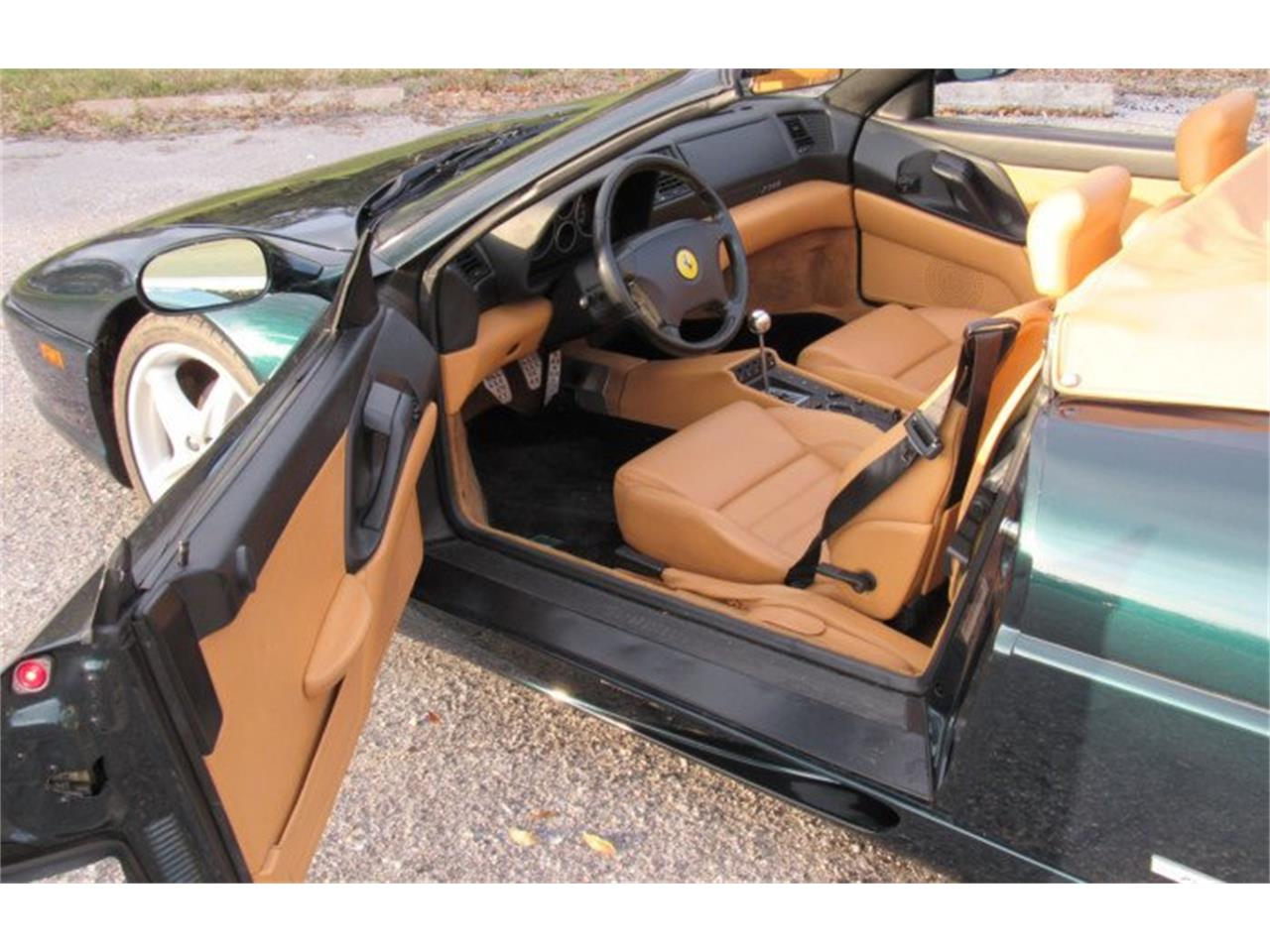 Large Picture of '95 Ferrari F355 Offered by Premier Auction Group - PH0T