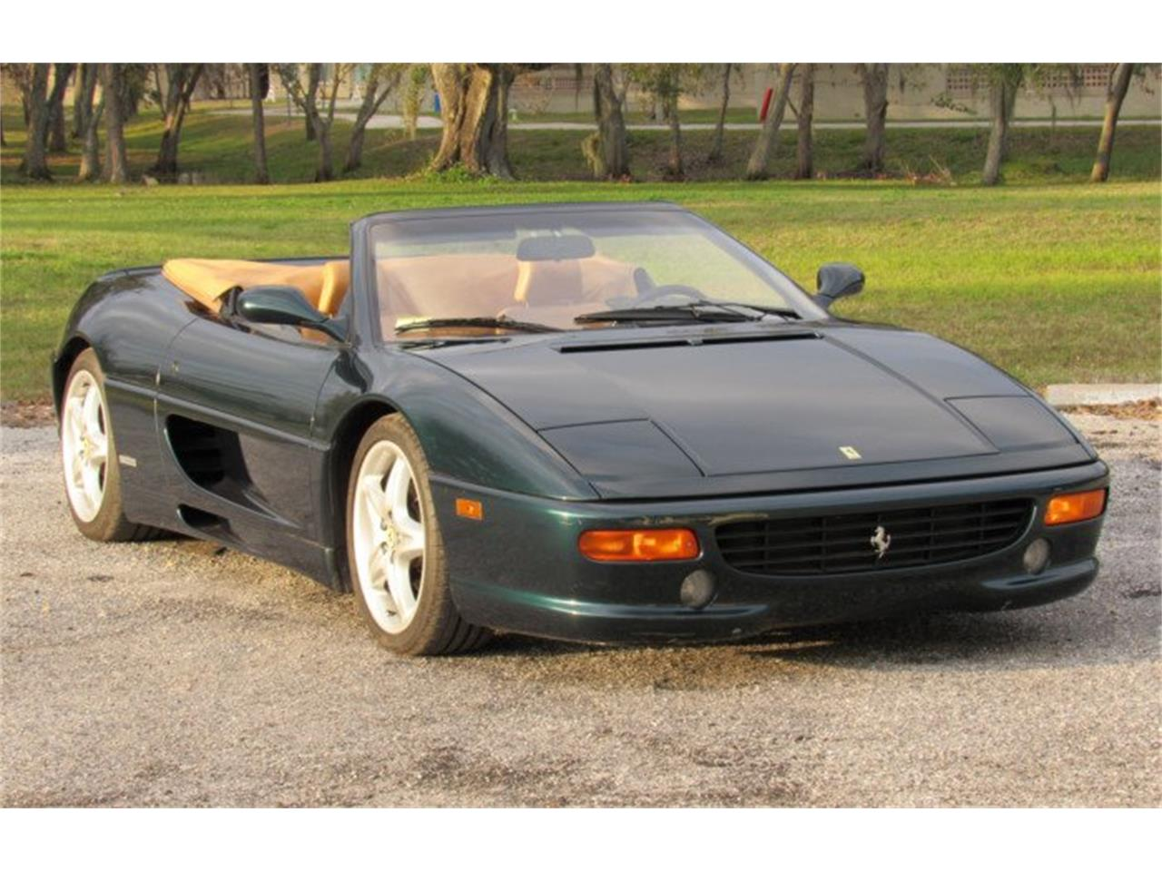 Large Picture of '95 F355 Auction Vehicle Offered by Premier Auction Group - PH0T