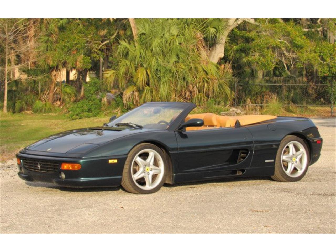 Large Picture of 1995 Ferrari F355 located in Punta Gorda Florida Auction Vehicle - PH0T