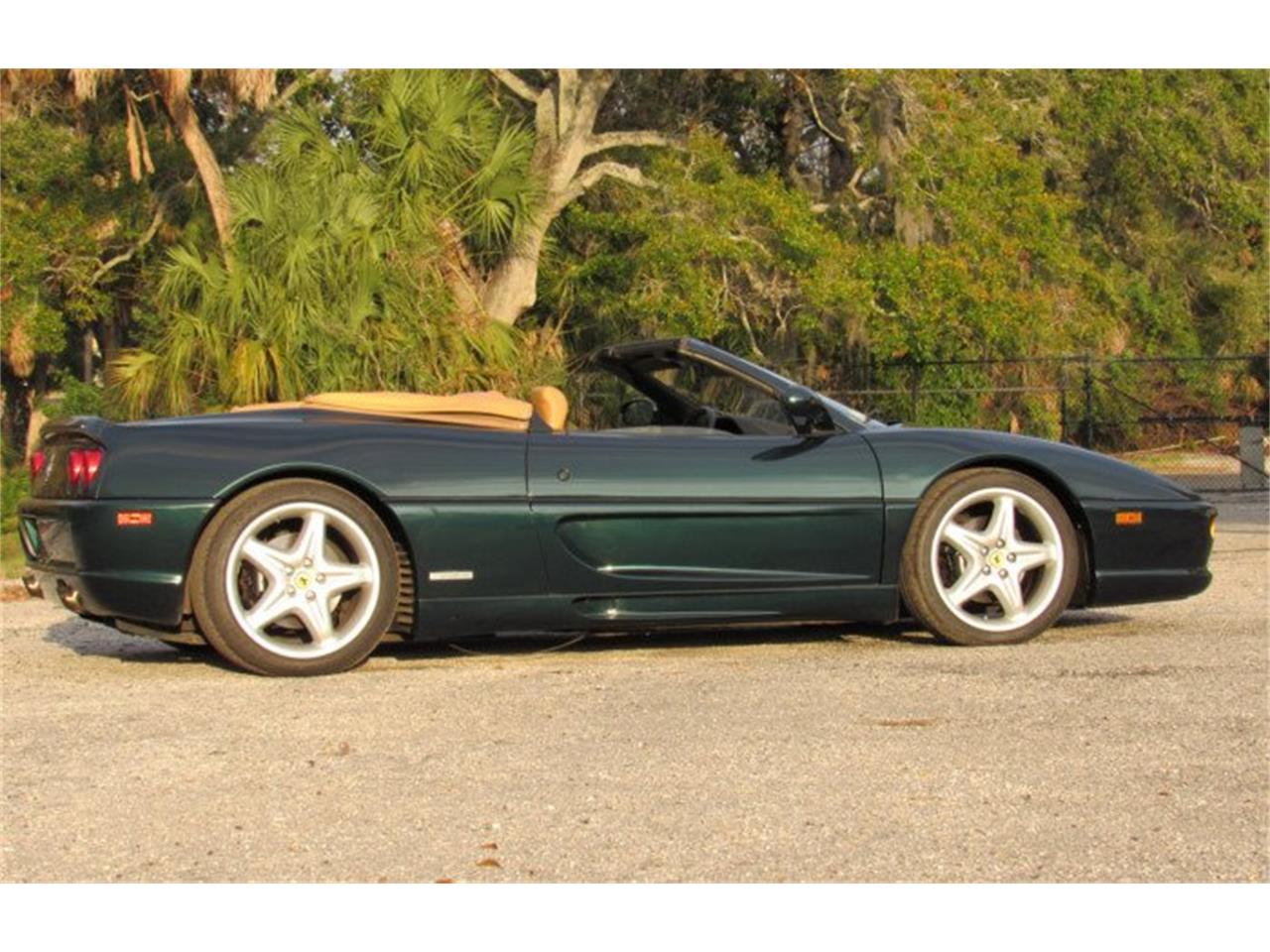 Large Picture of 1995 Ferrari F355 located in Punta Gorda Florida - PH0T