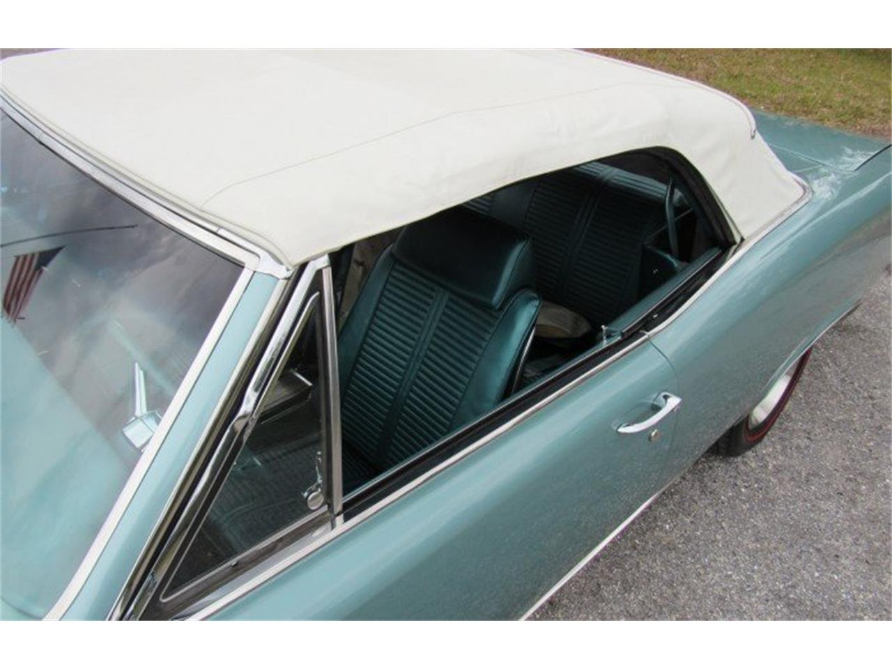 Large Picture of Classic '66 Pontiac GTO Offered by Premier Auction Group - PH0Z