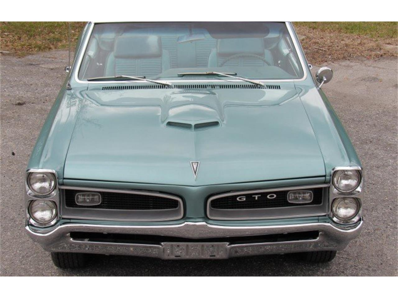 Large Picture of 1966 GTO Offered by Premier Auction Group - PH0Z