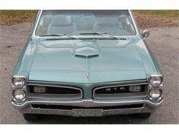 Picture of Classic '66 Pontiac GTO located in Punta Gorda Florida Auction Vehicle Offered by Premier Auction Group - PH0Z