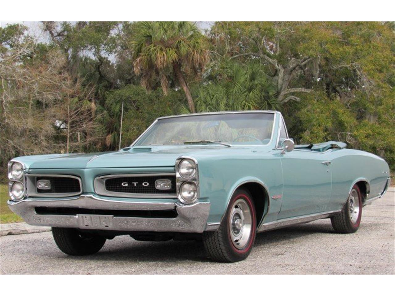 Large Picture of 1966 GTO located in Florida - PH0Z