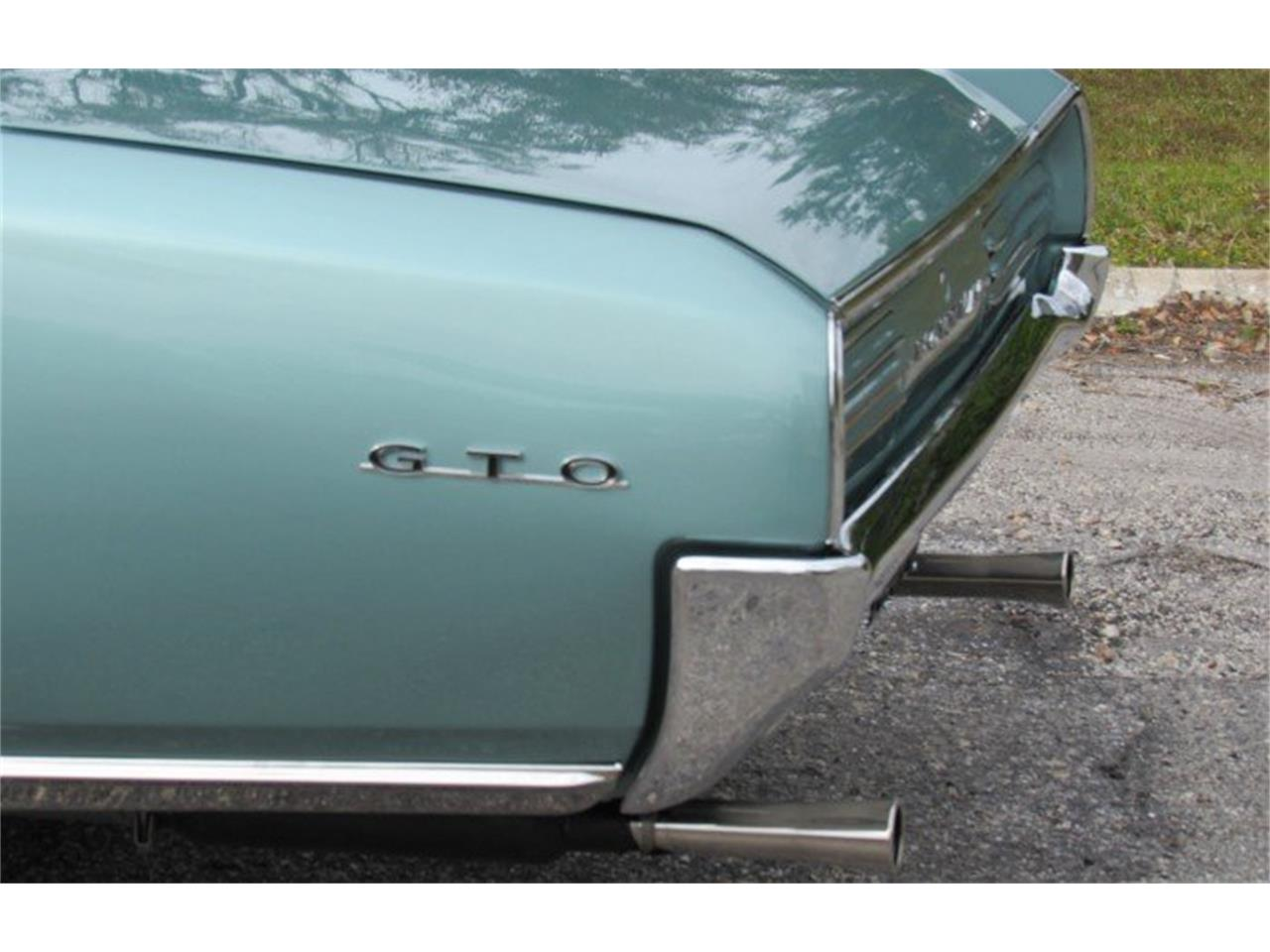 Large Picture of '66 Pontiac GTO - PH0Z