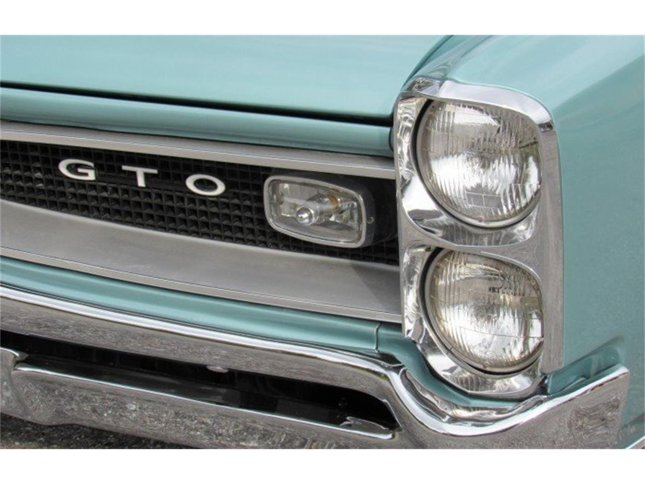Large Picture of 1966 Pontiac GTO Auction Vehicle - PH0Z