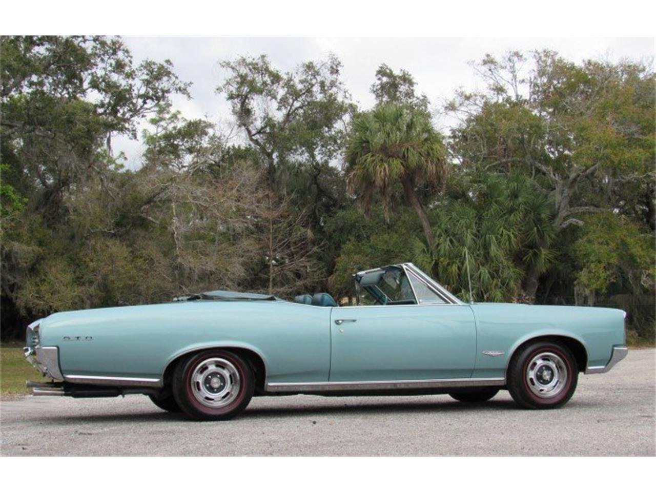 Large Picture of '66 Pontiac GTO located in Florida Offered by Premier Auction Group - PH0Z