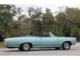 Picture of 1966 Pontiac GTO located in Florida Auction Vehicle Offered by Premier Auction Group - PH0Z