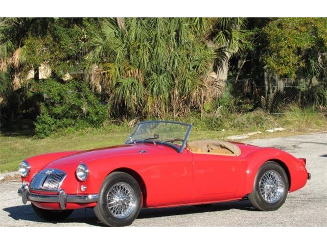 Picture of '57 MG MGA located in Florida Auction Vehicle Offered by  - PH10