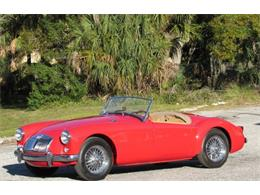 Picture of Classic 1957 MGA - PH10