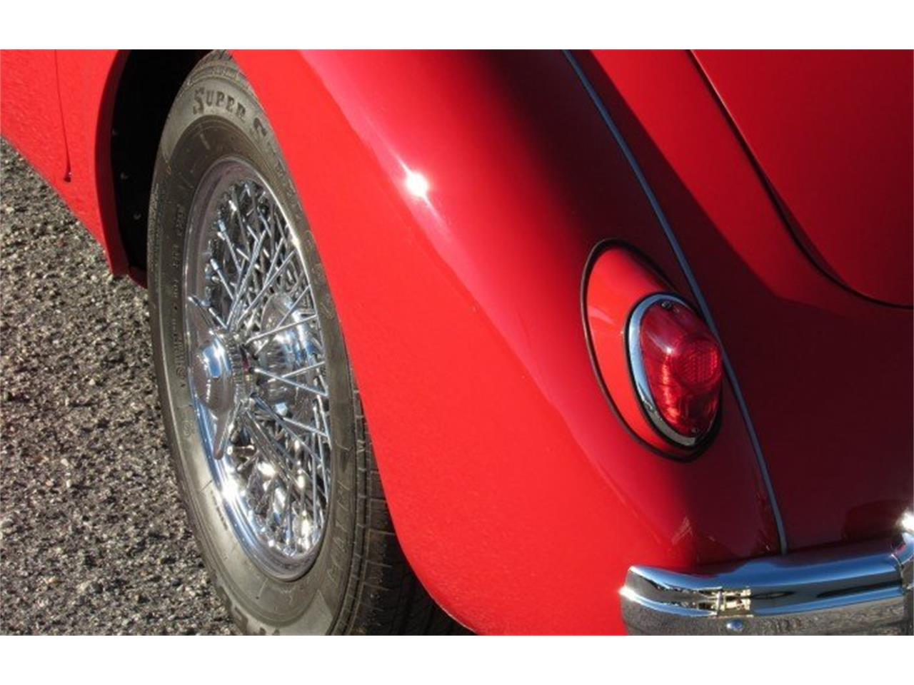 Large Picture of Classic '57 MG MGA located in Punta Gorda Florida Auction Vehicle Offered by Premier Auction Group - PH10