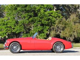 Picture of Classic '57 MG MGA located in Florida Auction Vehicle - PH10