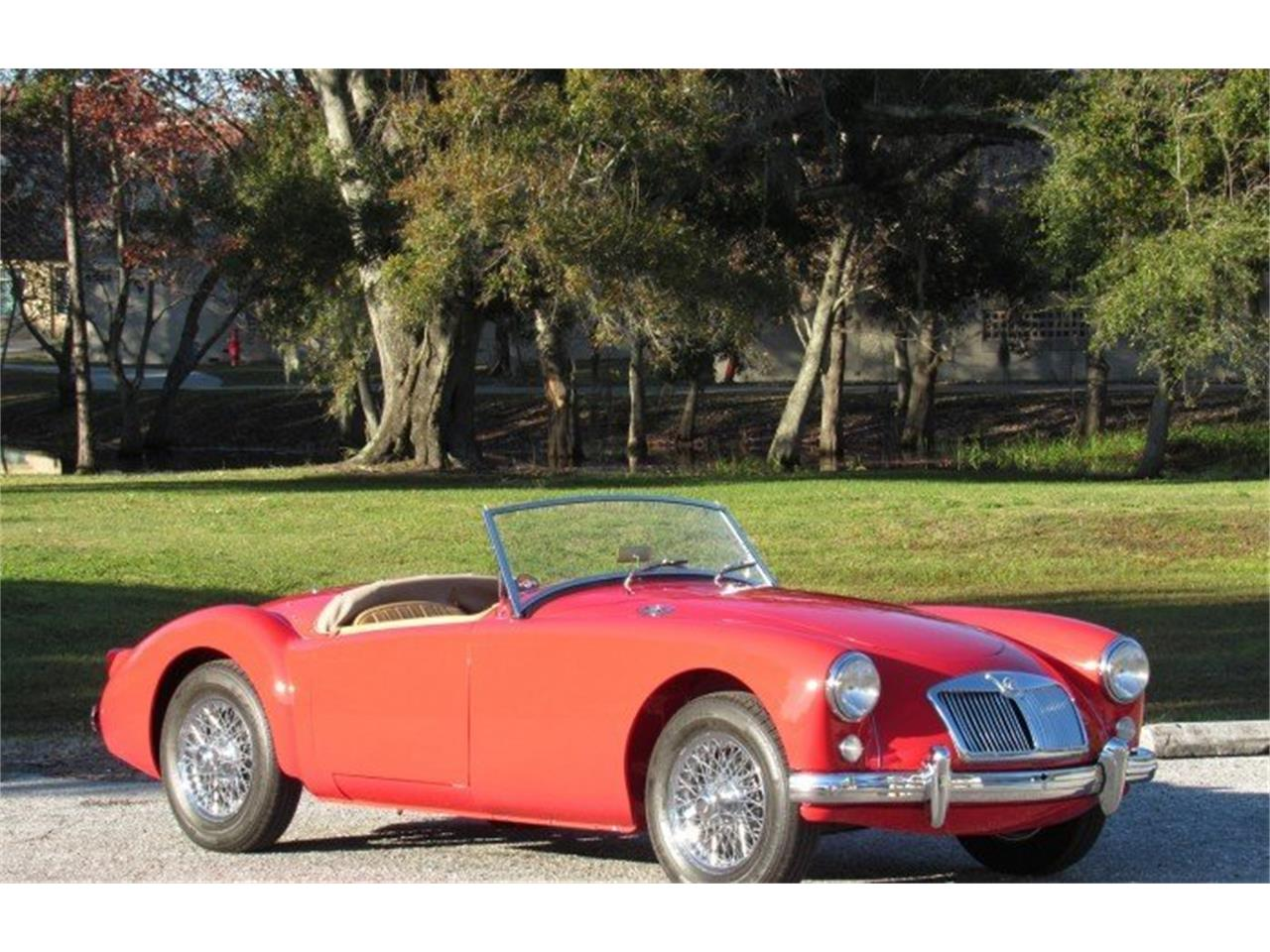 Large Picture of '57 MGA located in Florida - PH10