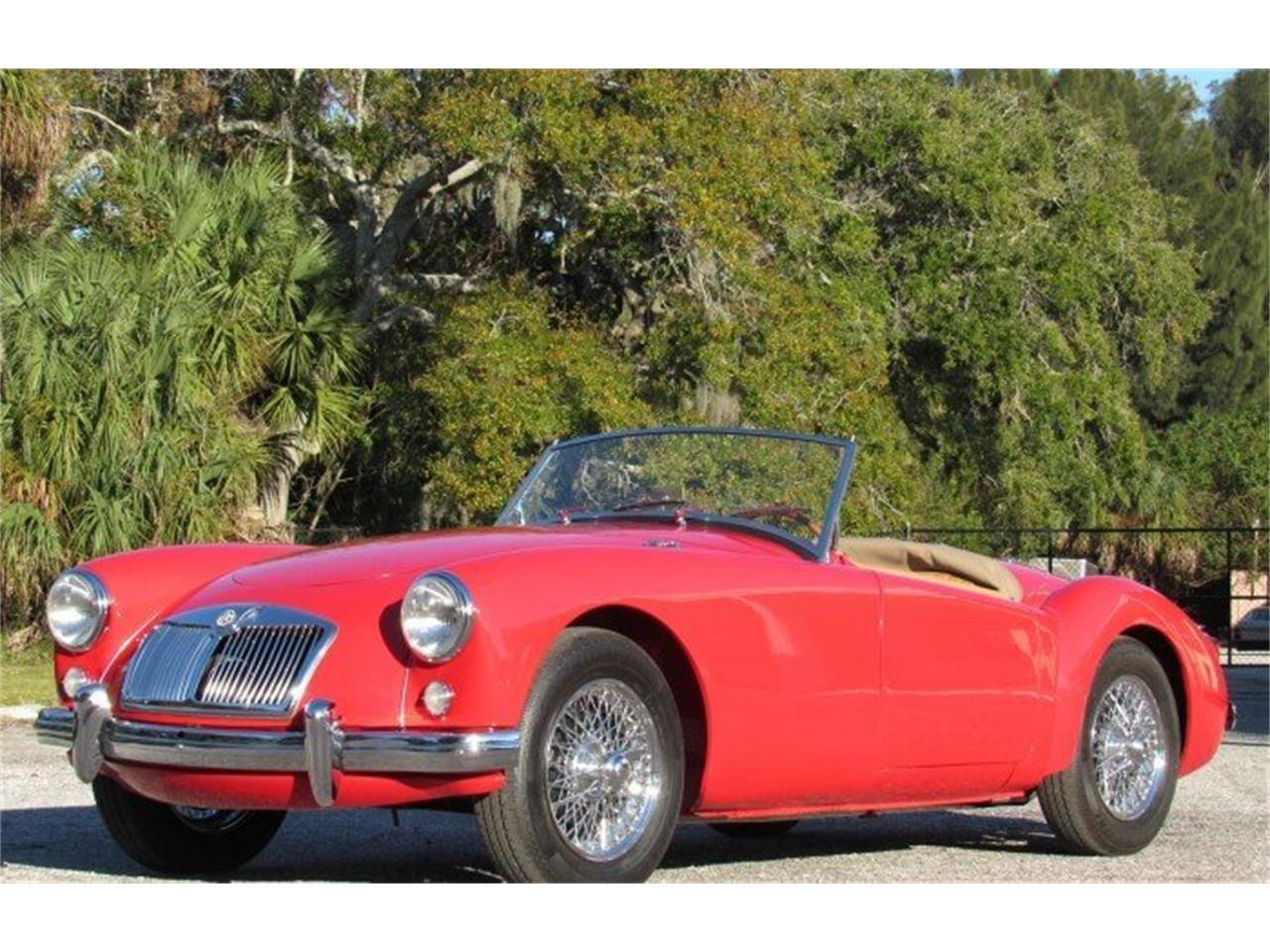Large Picture of 1957 MGA located in Punta Gorda Florida Offered by Premier Auction Group - PH10