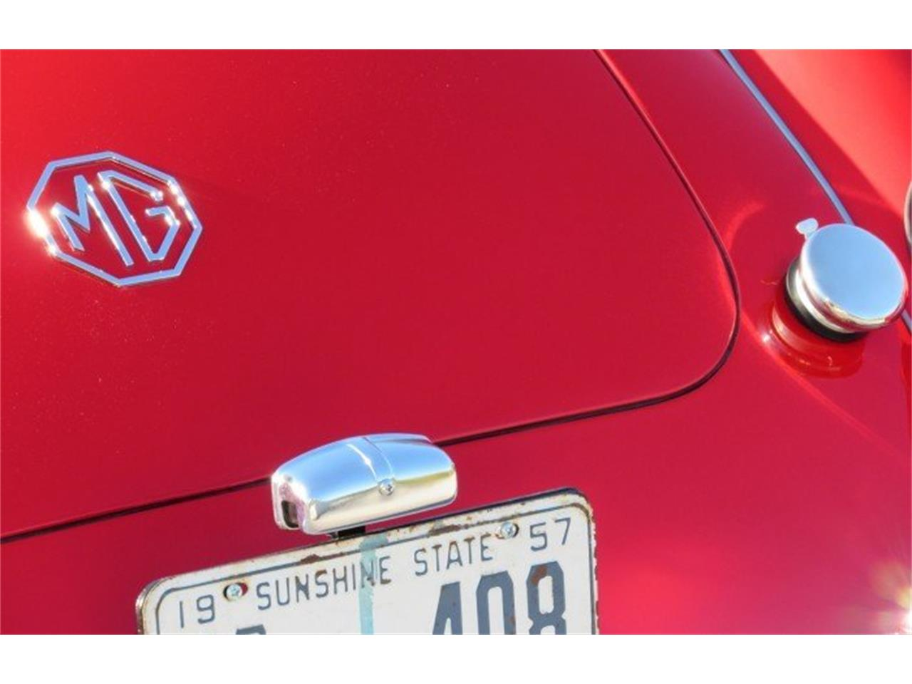 Large Picture of Classic 1957 MGA Auction Vehicle Offered by Premier Auction Group - PH10