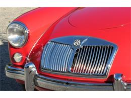 Picture of '57 MG MGA located in Florida Auction Vehicle Offered by Premier Auction Group - PH10