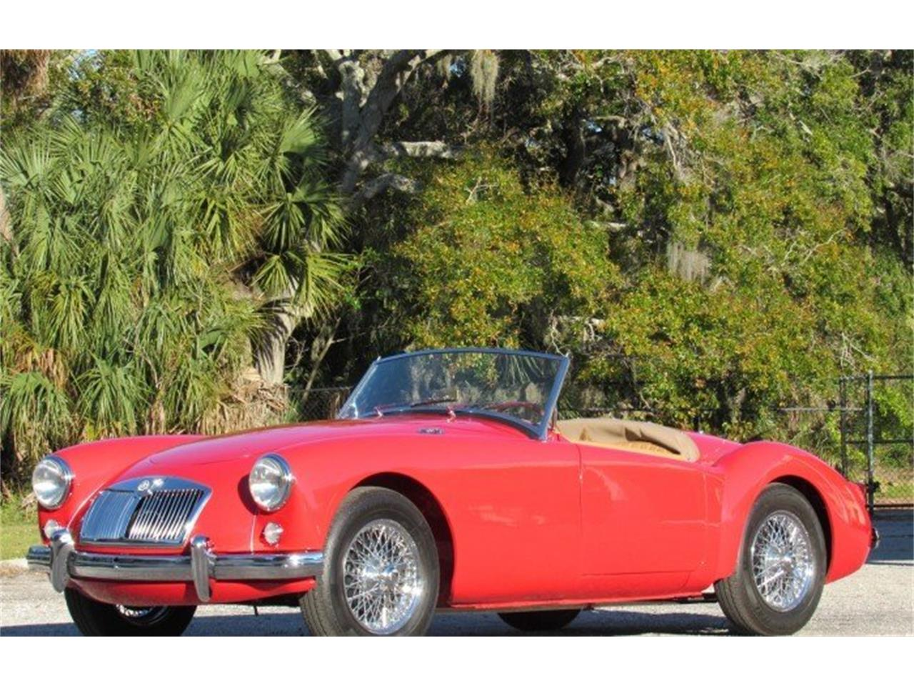 Large Picture of 1957 MG MGA Offered by Premier Auction Group - PH10