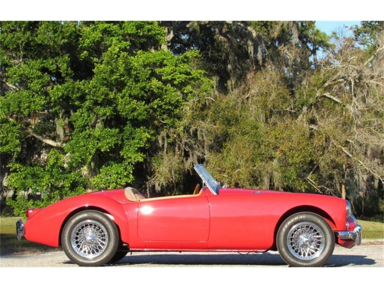 Large Picture of Classic '57 MGA located in Florida Auction Vehicle - PH10
