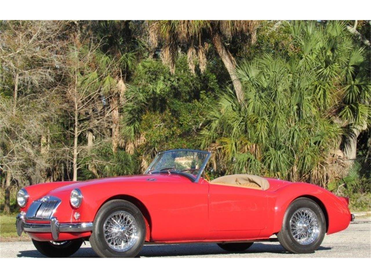 Large Picture of '57 MG MGA Auction Vehicle Offered by Premier Auction Group - PH10